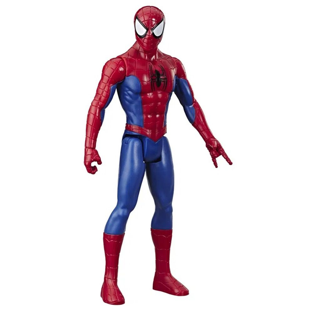 Boneco Titan Hero Series Blast Gear Marvel Homem Aranha - Hasbro