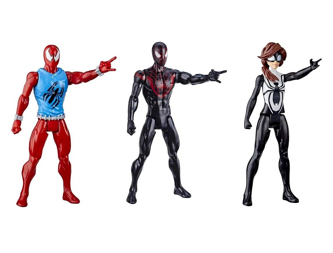 Boneco(a) Titan Hero Series Blast Gear Marvel Homem Aranha - Hasbro