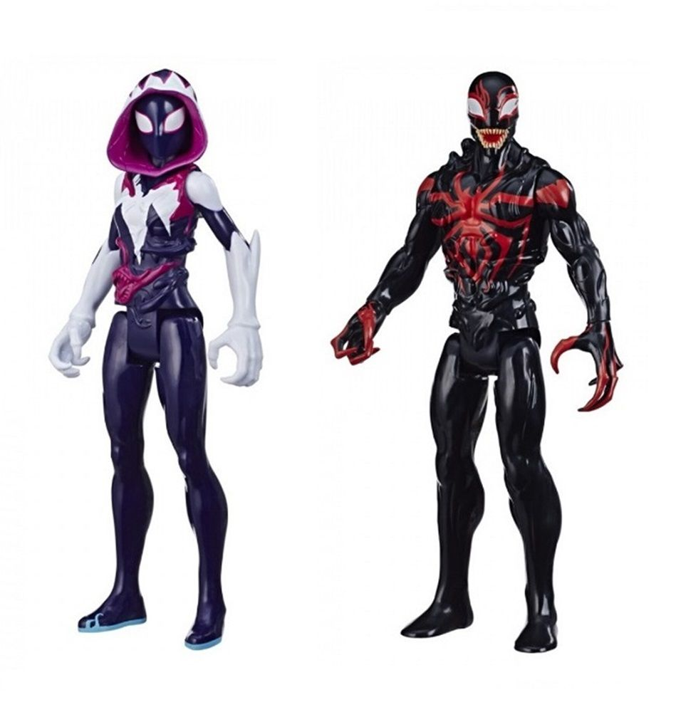 Boneco(a) Titan Hero Series Blast Gear Marvel Homem Aranha Maximum Venom - Hasbro
