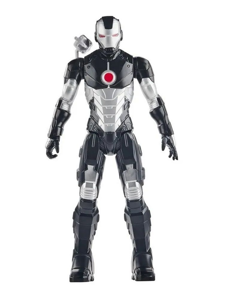 Boneco Titan Hero Series Blast Gear Marvel Vingadores Marvel`s War Machine - Hasbro