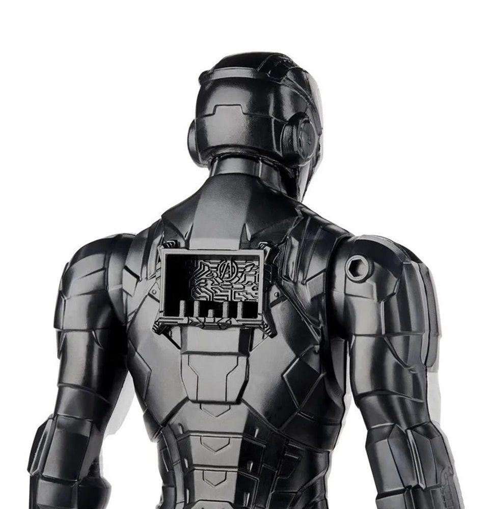 Boneco Titan Hero Series Blast Gear Marvel Vingadores Marvel`s War Machine - Hasbro