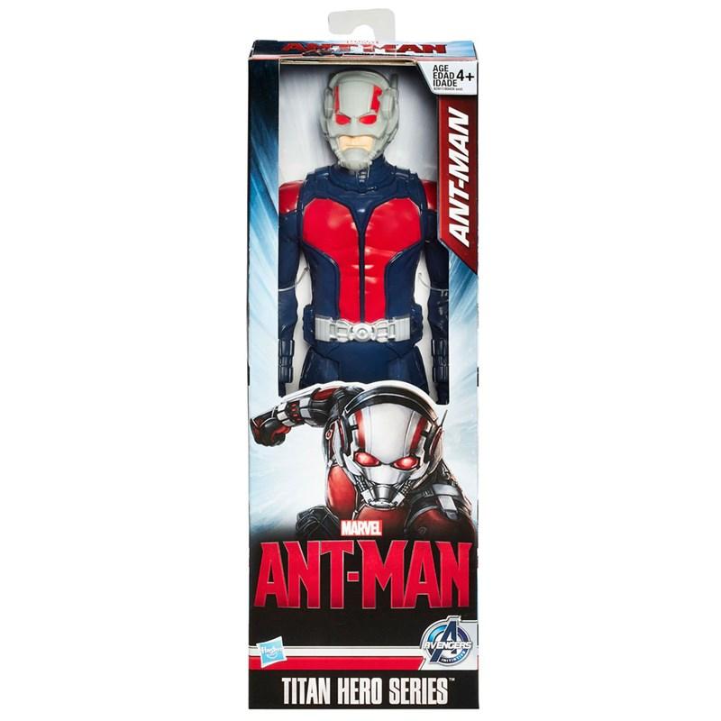 Boneco Titan Hero Series Marvel Ant-Man - Hasbro