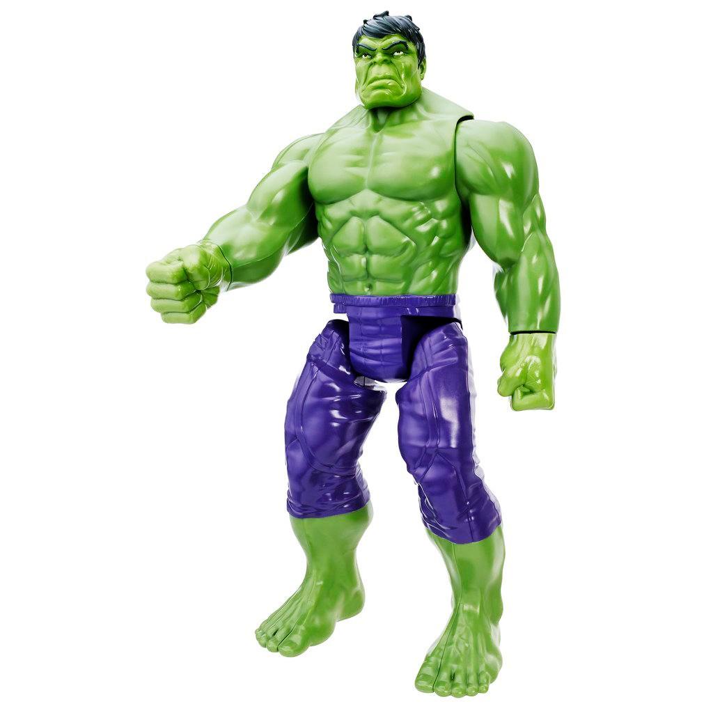 Boneco Titan Hero Series Marvel Avengers Hulk - Hasbro