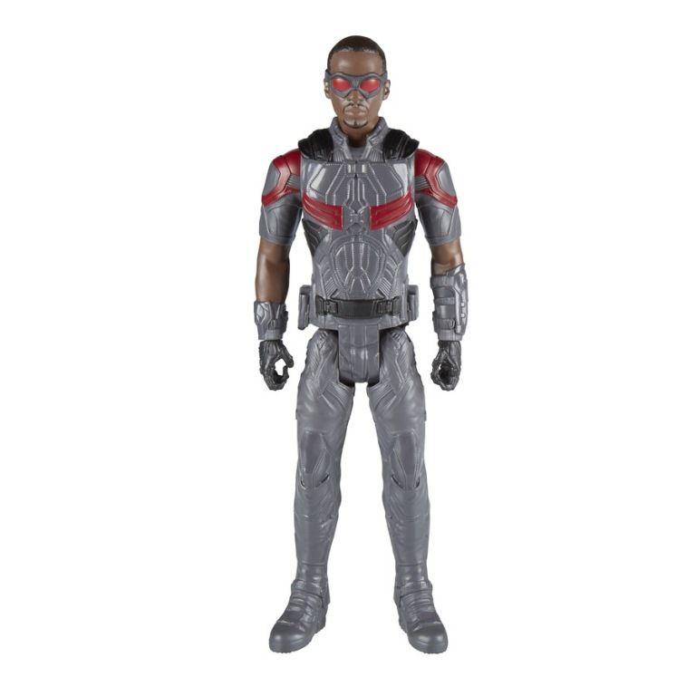 Boneco Titan Hero Series Power FX Marvel Avengers Infinity War - Hasbro