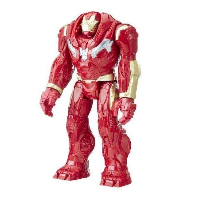Boneco Titan Hero Series Power FX Marvel Avengers Infinity War Hulkbuster - Hasbro