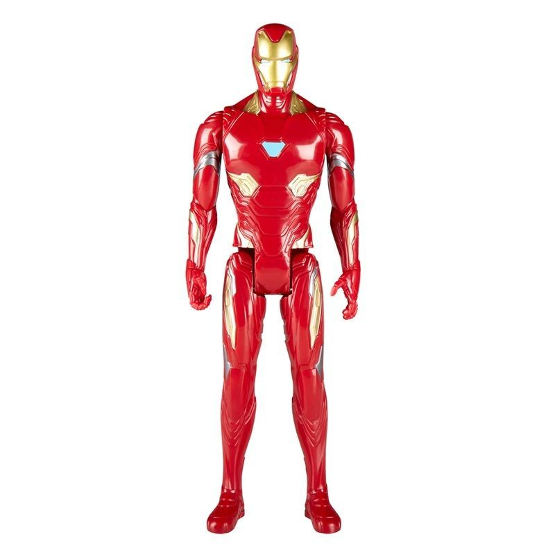 Boneco Titan Hero Series Power FX Marvel Avengers Infinity War Iron Man - Hasbro