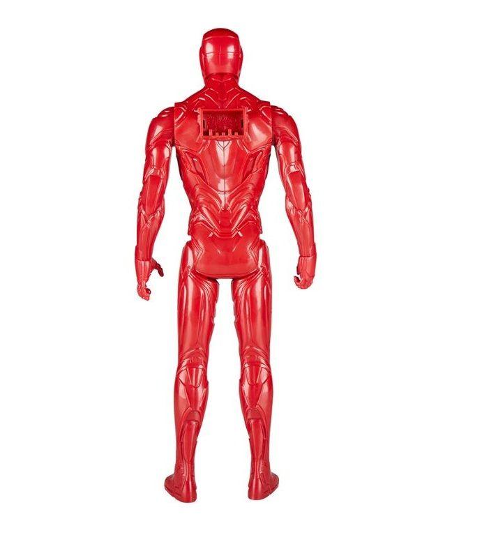 Boneco Titan Hero Series Power FX Marvel Avengers Infinity War Homem de Ferro - Hasbro