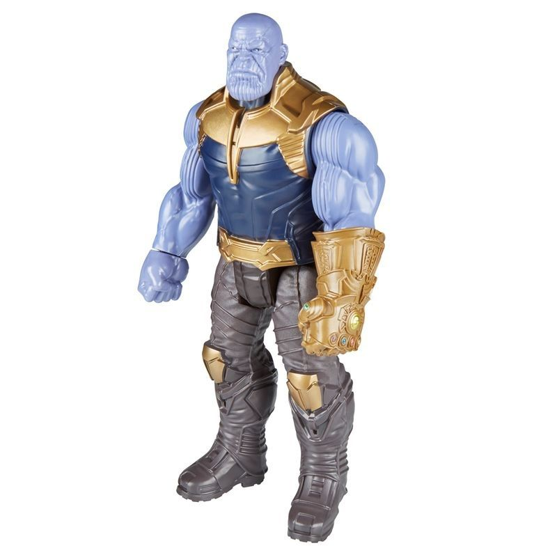 Boneco Titan Hero Series Power FX Marvel Avengers Infinity War Thanos - Hasbro
