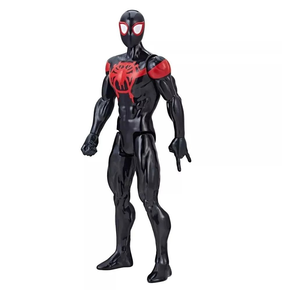 Boneco Titan Hero Series Power FX Homem Aranha Miles Morales - Hasbro