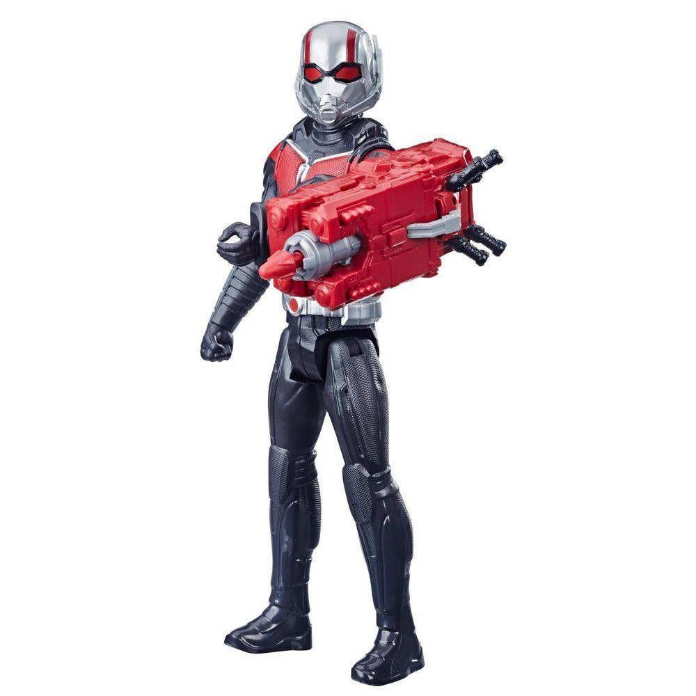Boneco Titan Hero Series Power FX Marvel Avengers Homem Formiga - Hasbro