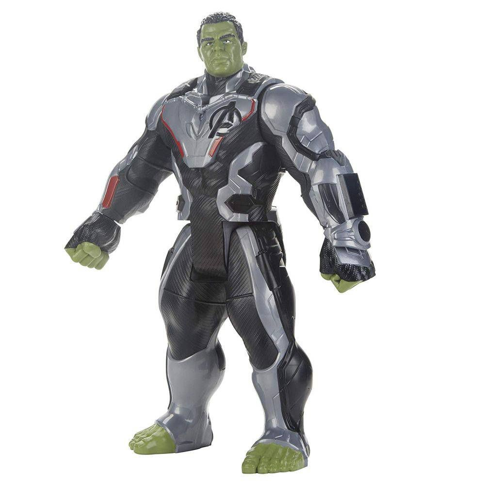 3f0be1e3fc ... Boneco Titan Hero Series Power FX Marvel Avengers Hulk - Hasbro -  Descalshop ...