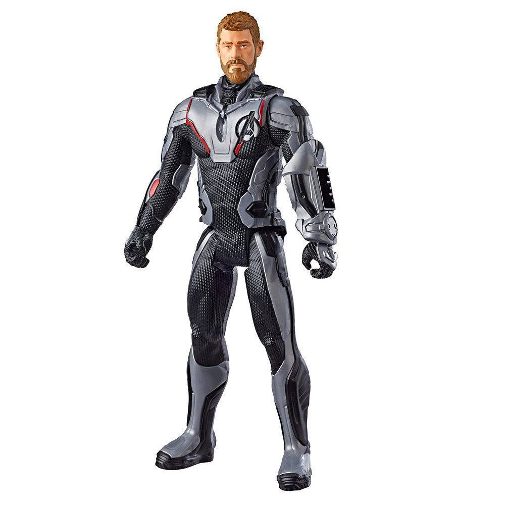 Boneco Titan Hero Series Power FX Marvel Avengers Thor - Hasbro