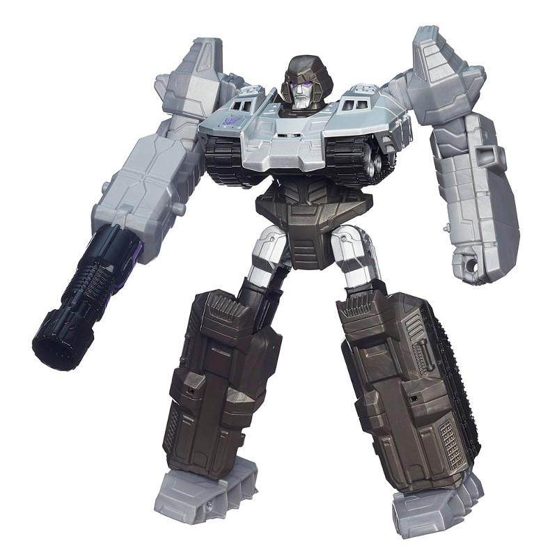 Boneco Transformers Generations Cyber Megatron - Hasbro