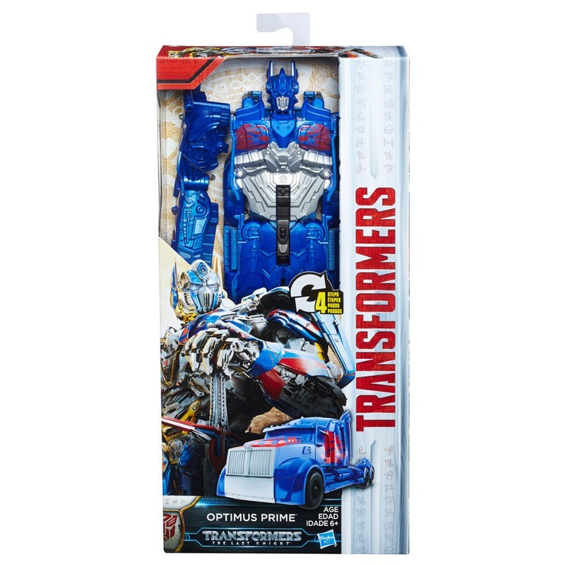 Boneco Transformers The Last Knight - Hasbro