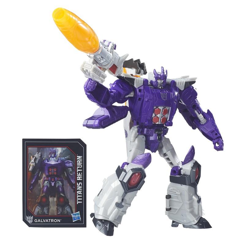Boneco Transformers Voyager Class Galvatron - Hasbro