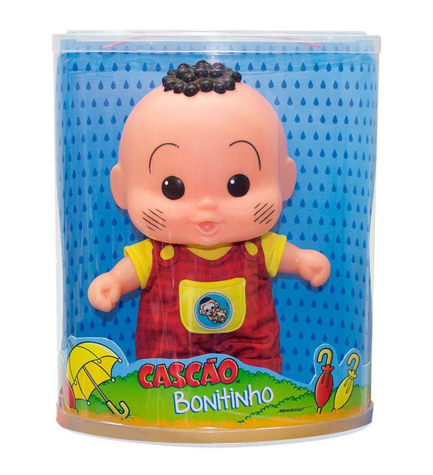 Boneco Turma da Mônica Cascão Bonitinho - Multibrink