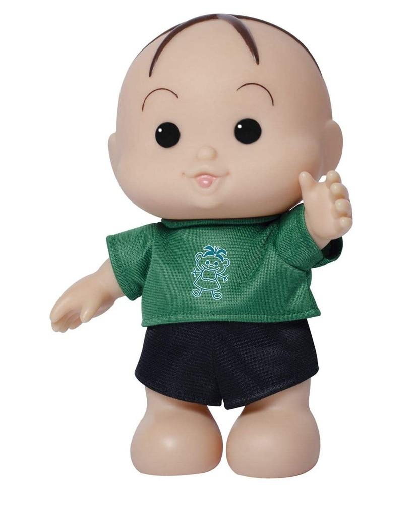 Boneco Turma da Mônica Iti Malia Cebolinha - Baby Brink