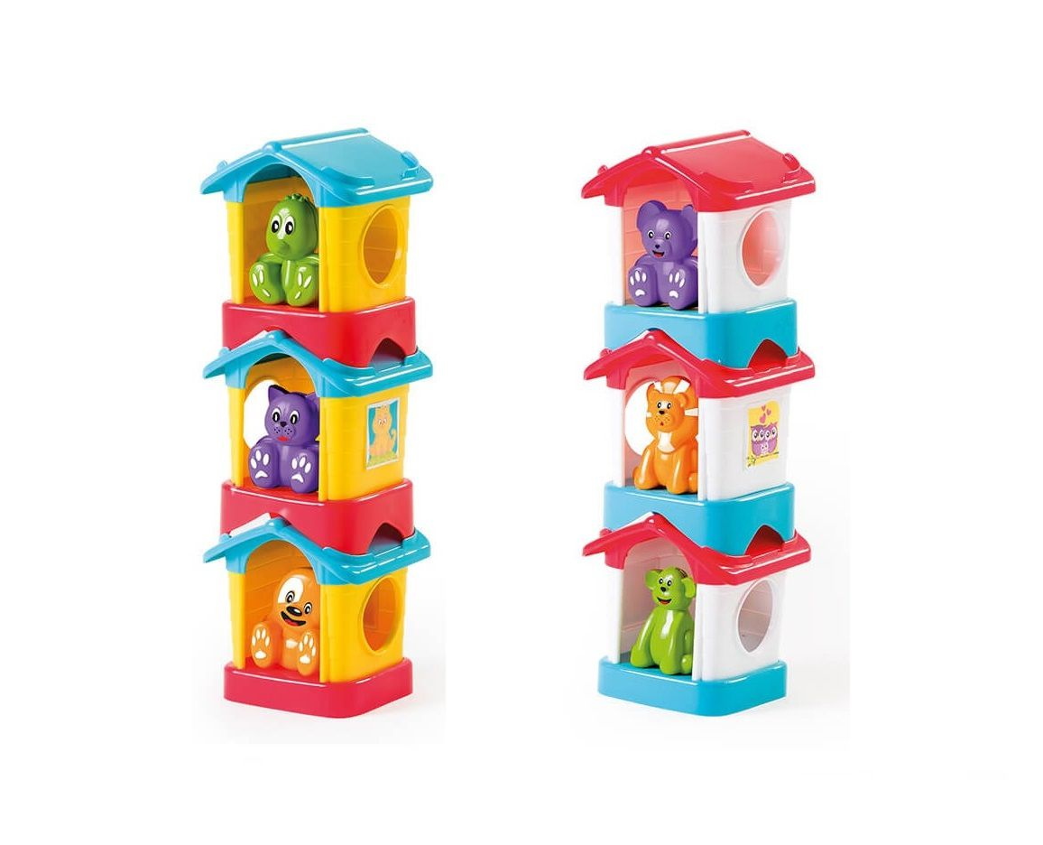 Brinquedo Educativo Home Pet - Calesita