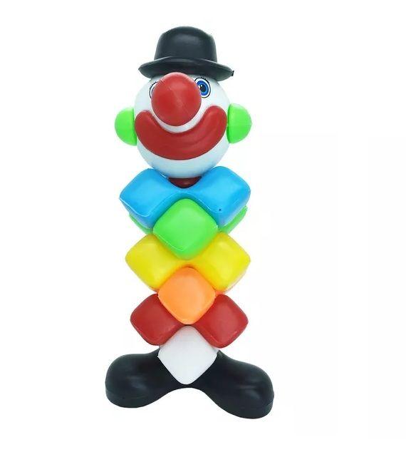 Brinquedos Educativos Palhacinho - Anjo Brinquedos