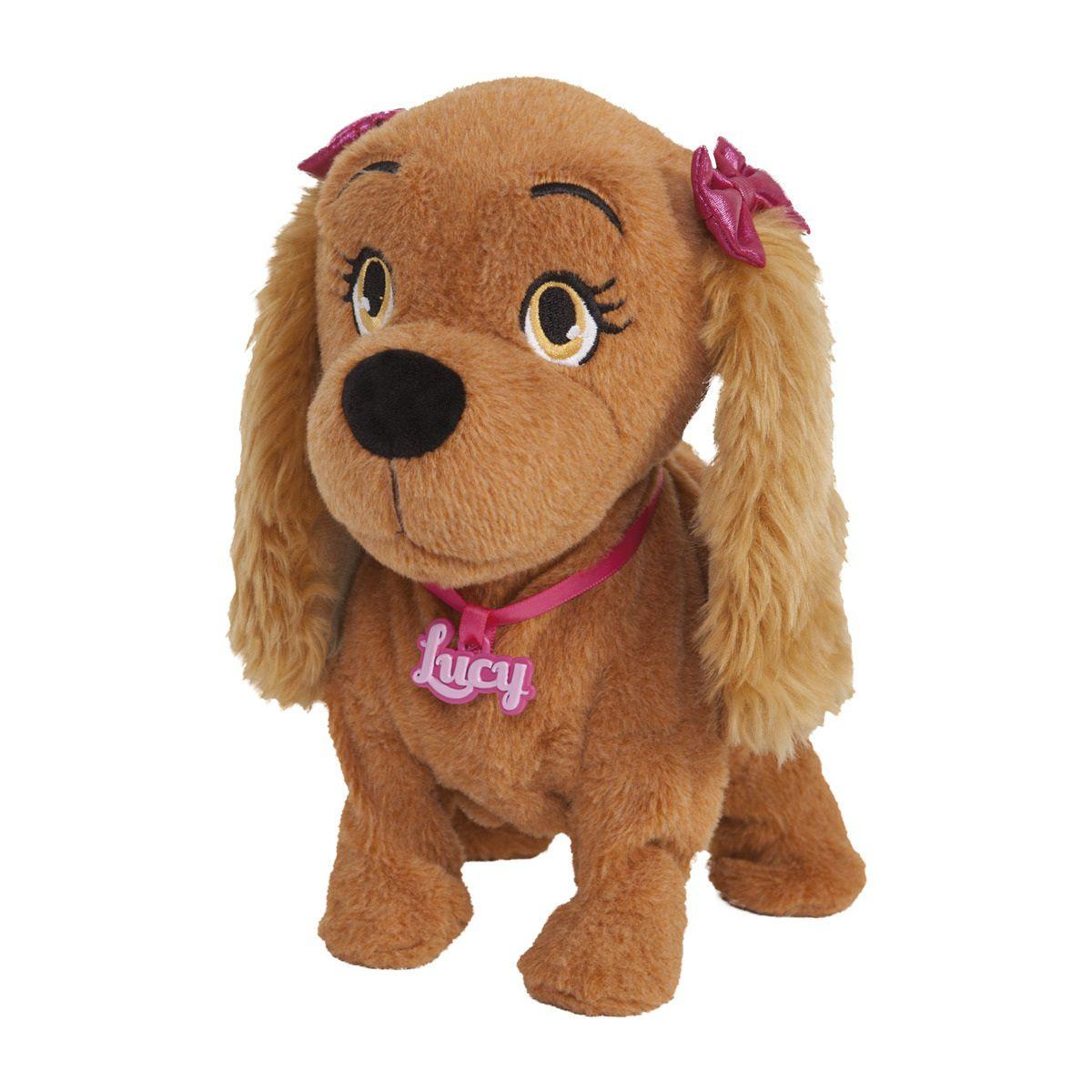 Cachorrinha Lucy Canta e Dança Club Pets - Multikids