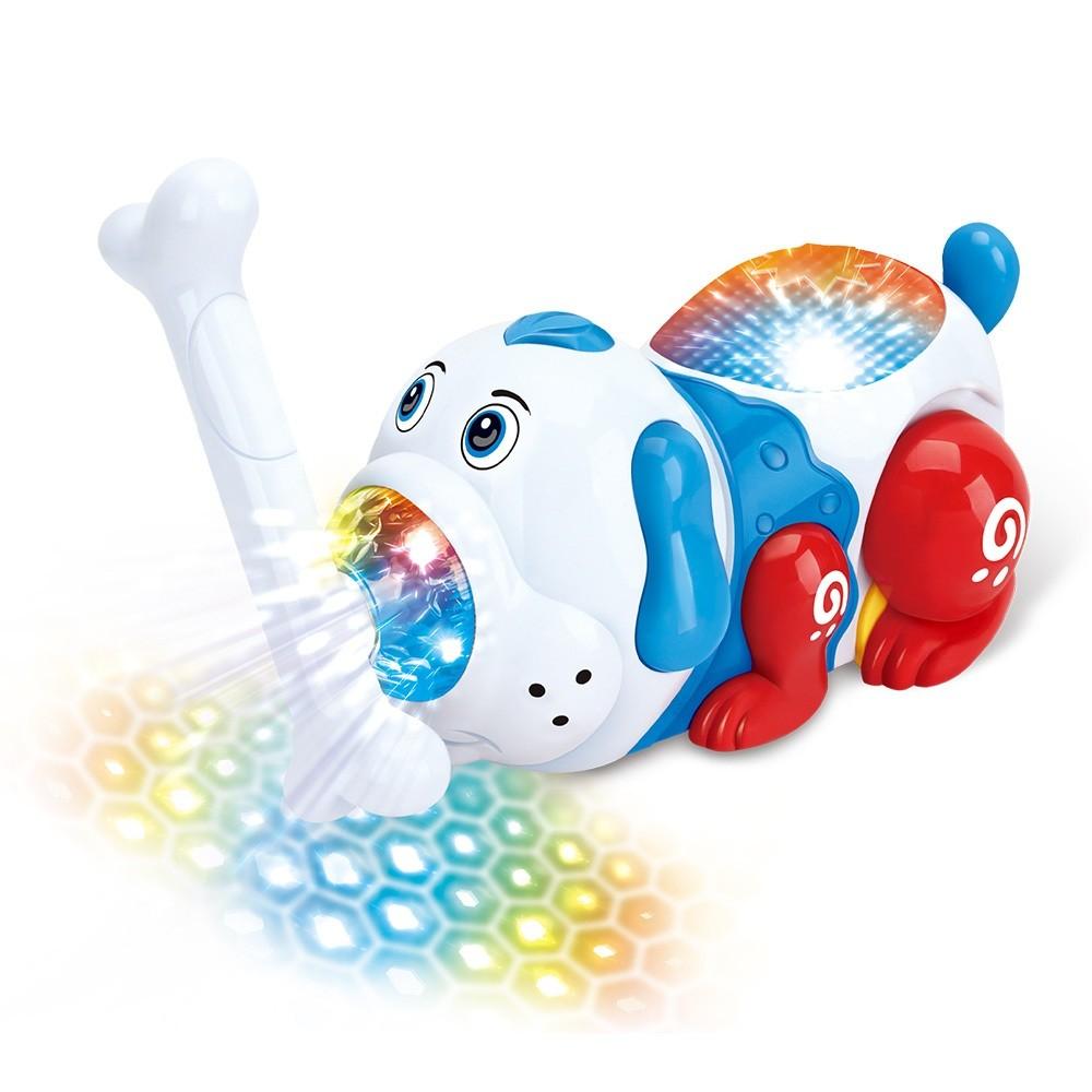 Cachorro Bate e Volta - Dm Toys