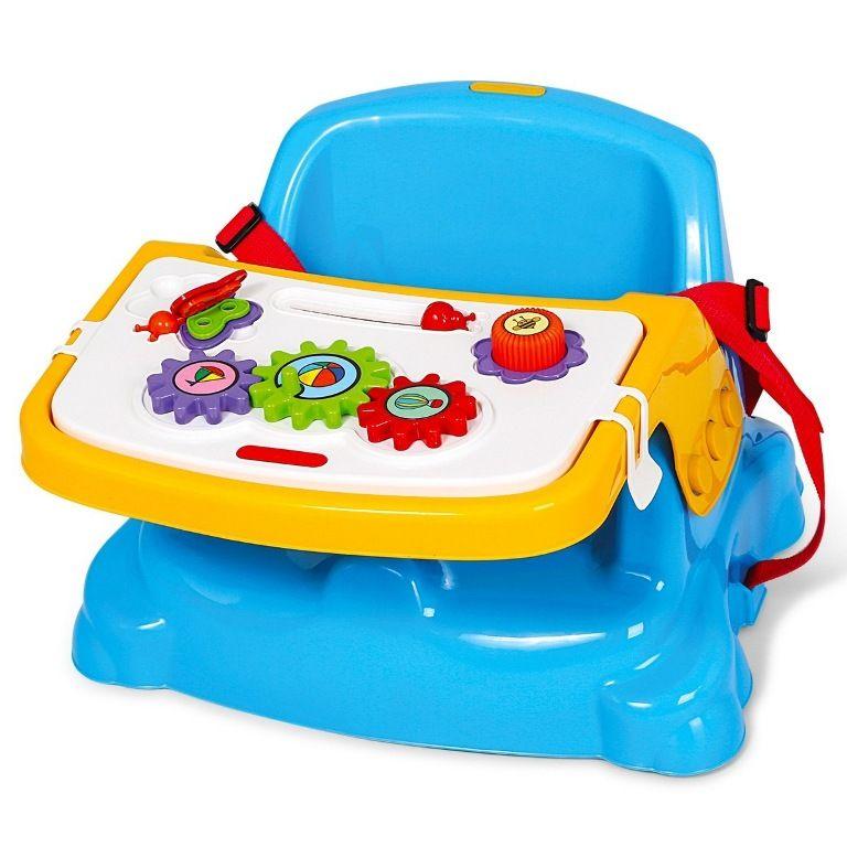 Cadeira Didática Azul - Poliplac