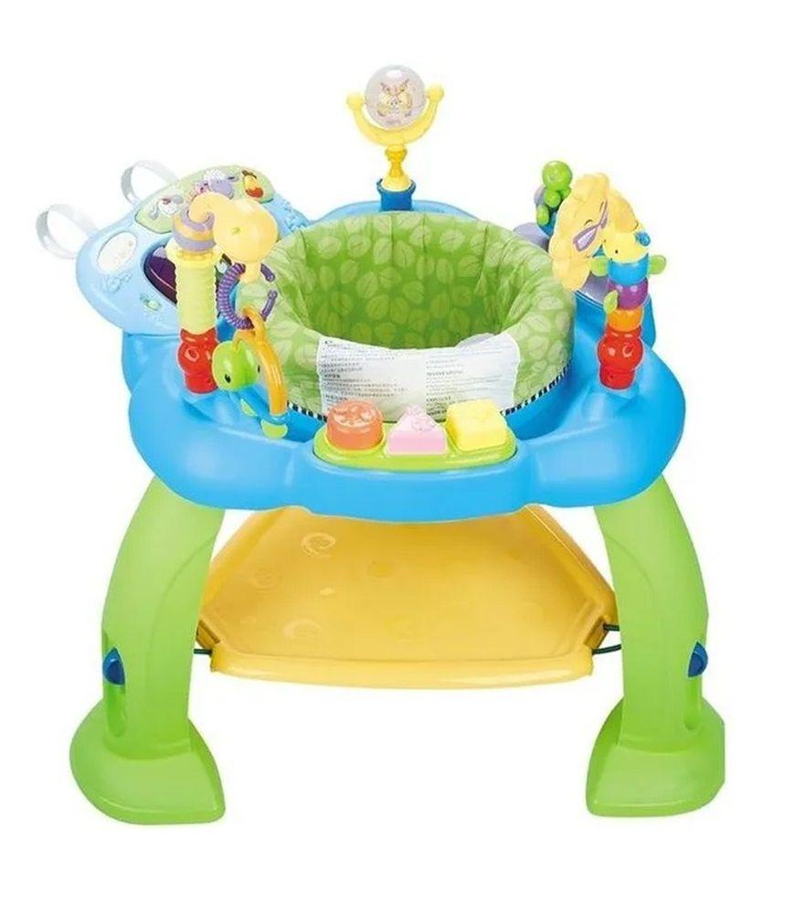 Cadeira Multiatividades com Som Azul - Zoop Toys