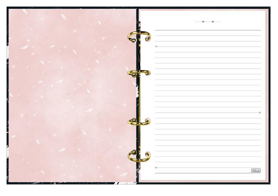 Caderno Argolado Cartonado Colegial Royal - Tilibra