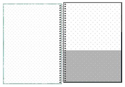 Caderno Espiral Capa Dura Universitário 10 Matérias Lovely Friends - Tilibra