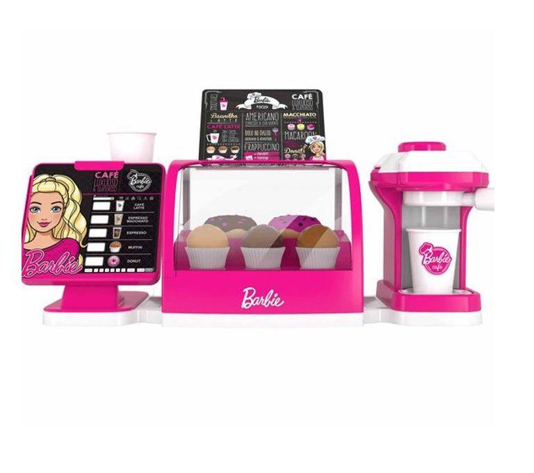 Cafeteira Barbie Fabulosa - FUN