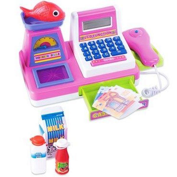 Caixa Registradora Rosa Pequena - Fênix