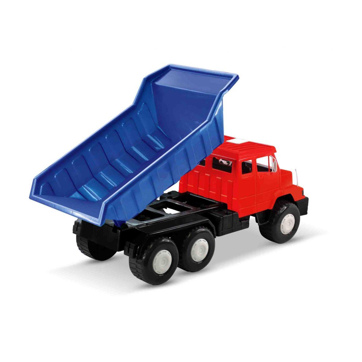 Caminhão Basculante Big com Motorista Sortidos - Lider Brinquedos