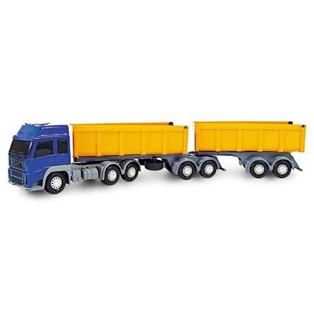 Caminhão Bitrem Graneleiro Sortidos - Poliplac
