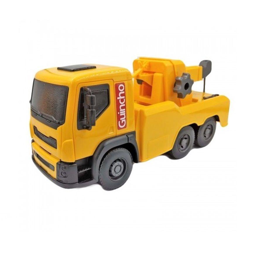 Caminhão Brutale Guincho - Roma Brinquedos