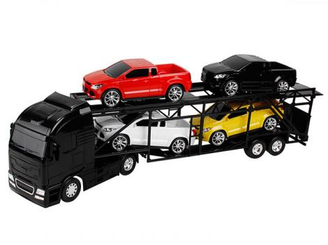 Caminhão Cegonheira Diamond Truck - Roma Brinquedos