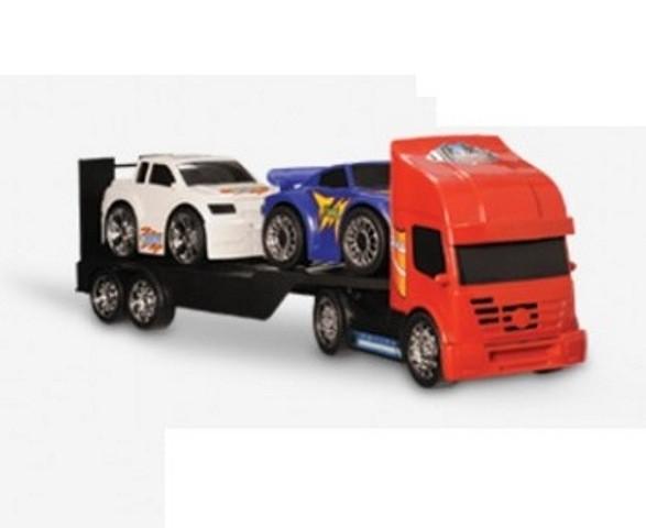 Caminhão Coleção Speed Racing Street Sortidos - Usual Brinquedos