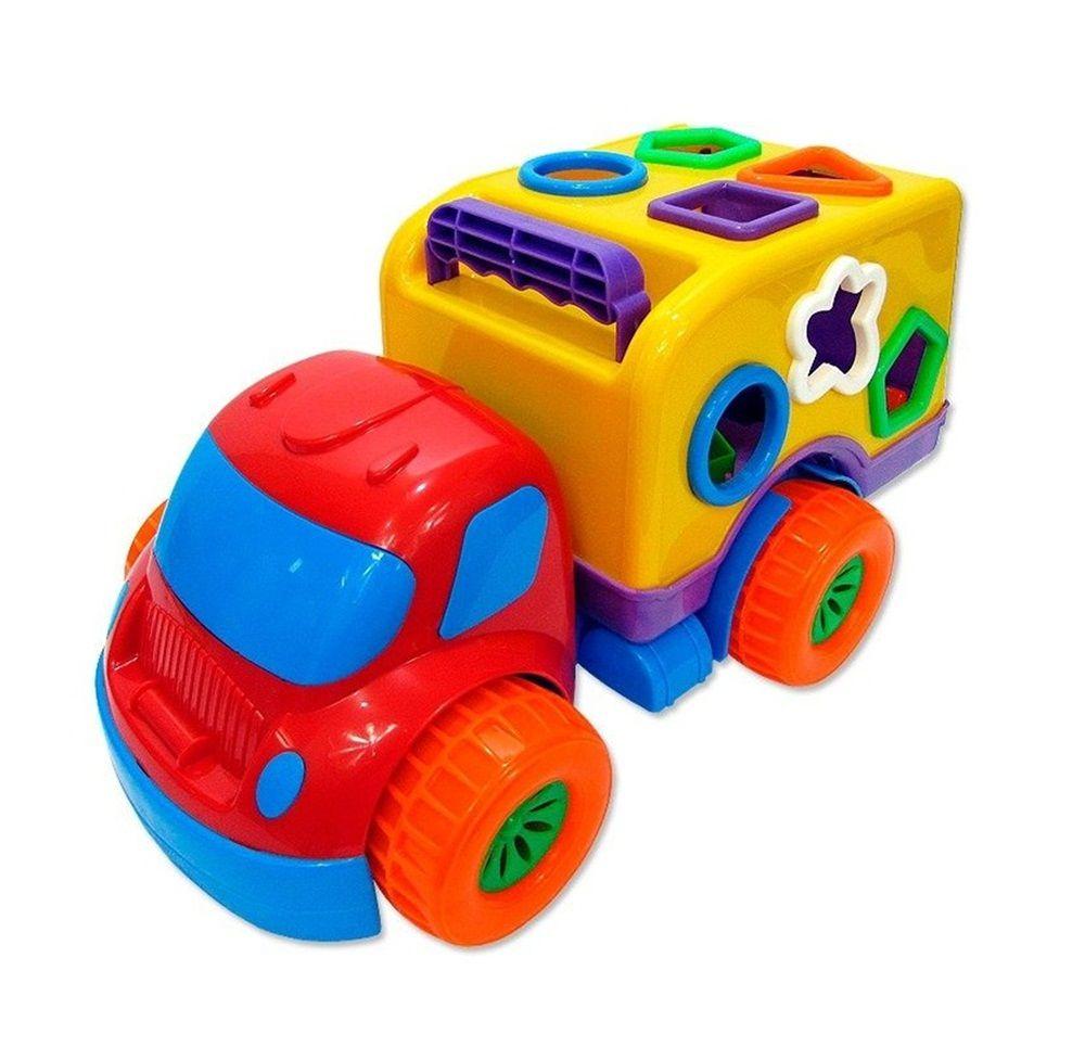 Caminhão Diver For Baby Robustus Didático - Diver Toys