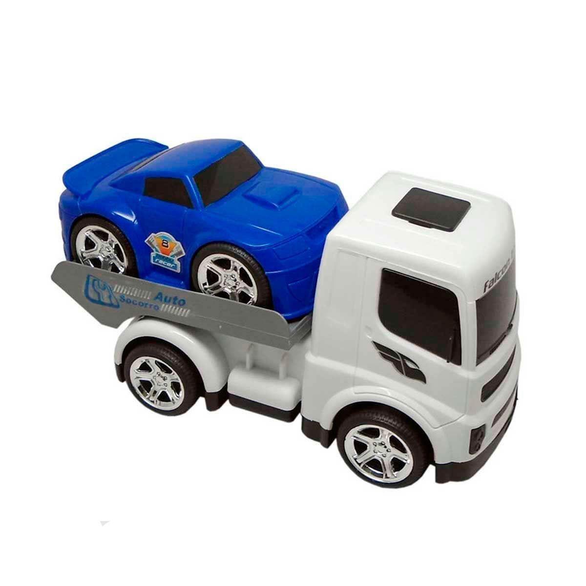 Caminhão Falcon Truck Guincho Sortidos - Usual Brinquedos
