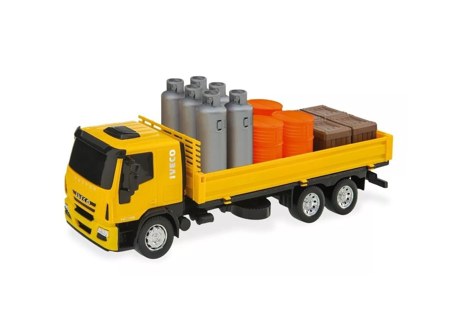 Caminhão Iveco Tector Expresso Sortidos - Usual Brinquedos