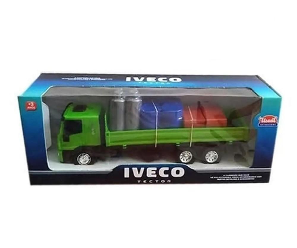 Caminhão Iveco Tector Expresso - Usual Brinquedos