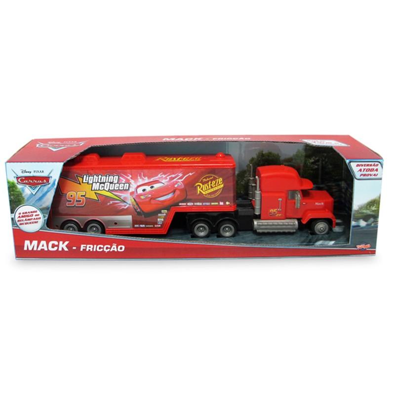 Caminhão Mack Fricção Carros Disney - Toyng