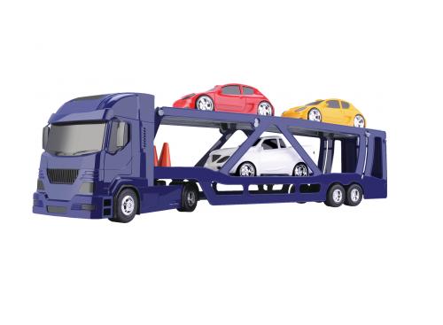 Caminhão Pollux 30-360 Transcar Speedy Vegas Cegonha - Silmar