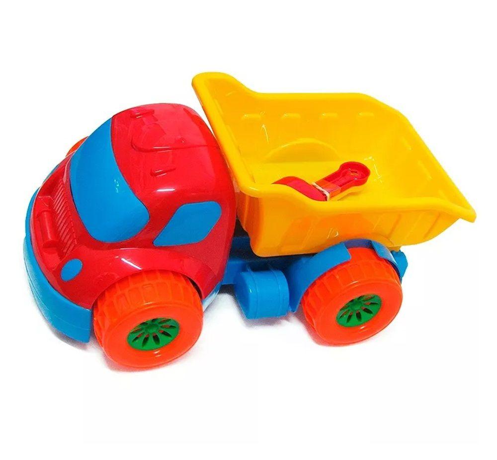 Caminhão Robustus Kids Basculante - Diver Toys