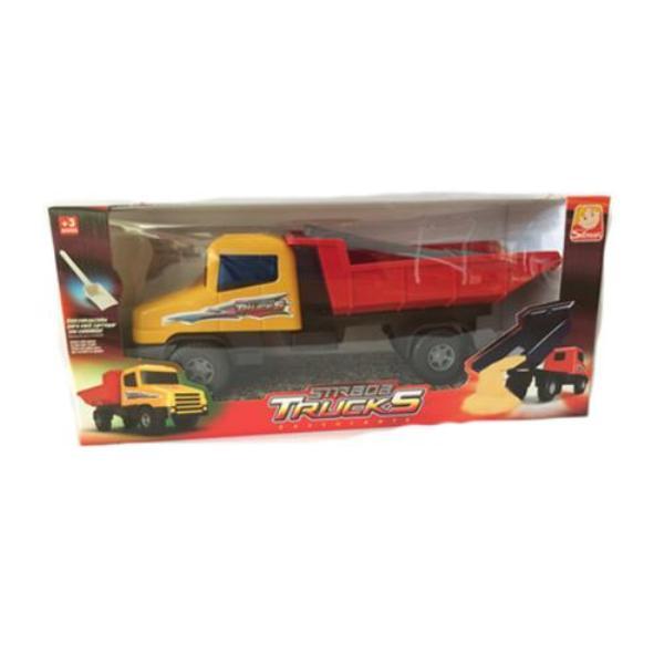 Caminhão Strada Trucks Basculante com Pá - Silmar
