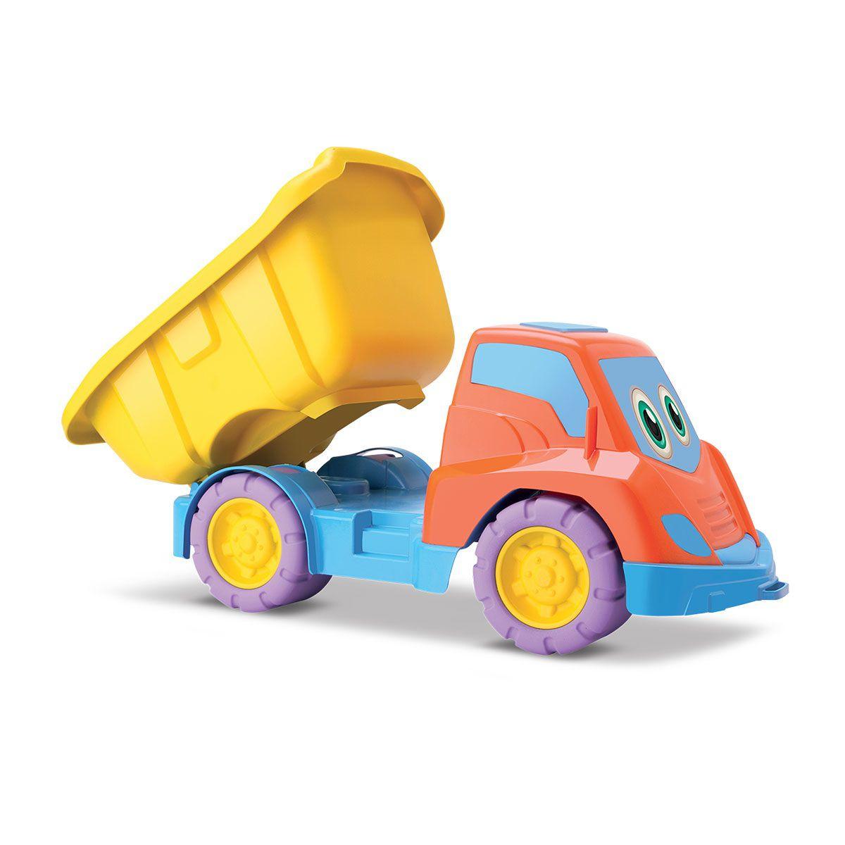 Caminhão Tchuco Baby Basculante - Samba Toys
