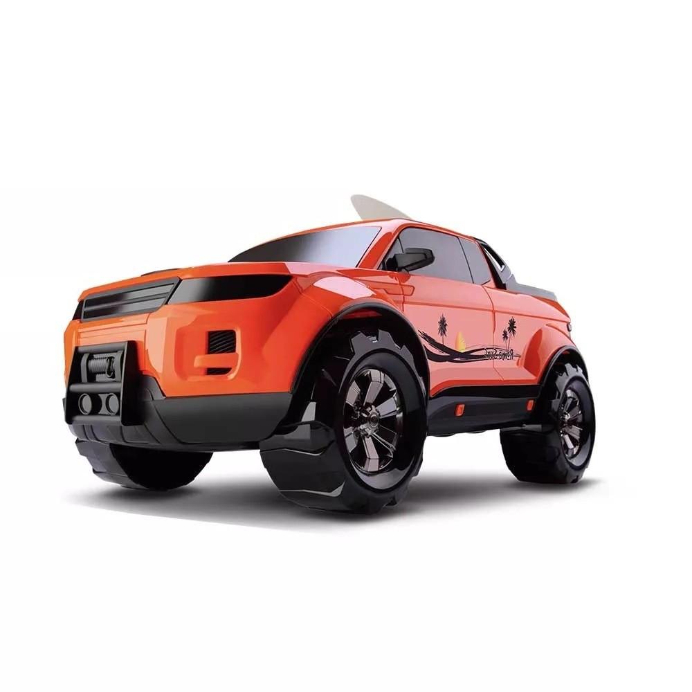 Caminhonete Pick-Up Force Surfing Concept Sortidos - Roma Brinquedos