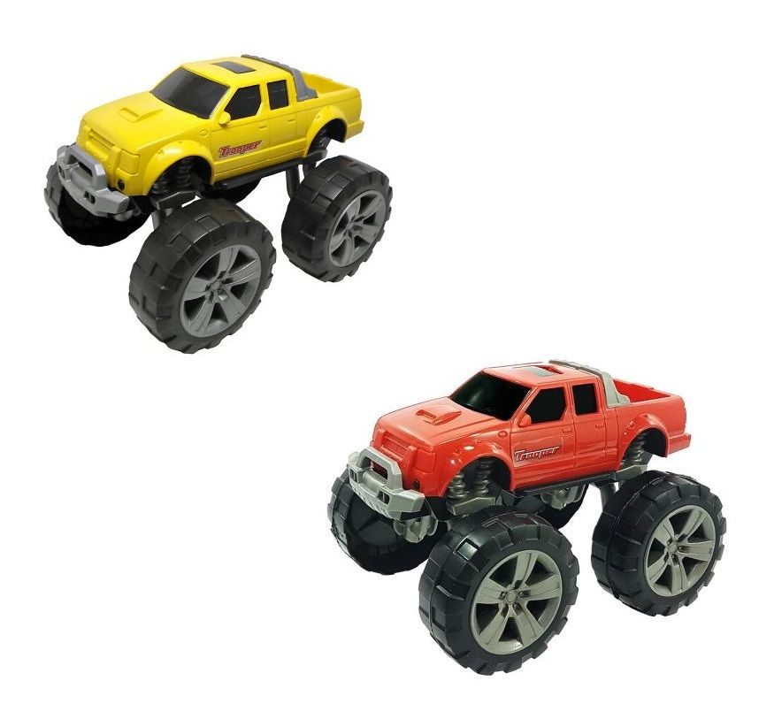 Caminhonete Trooper - Usual Brinquedos