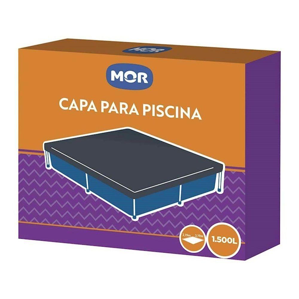 Capa para Piscina 1.500 Litros - MOR
