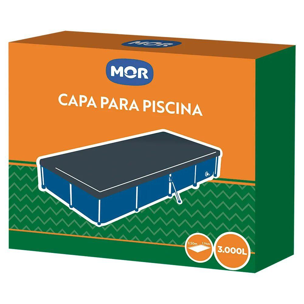 Capa para Piscina 3.000 Litros - MOR