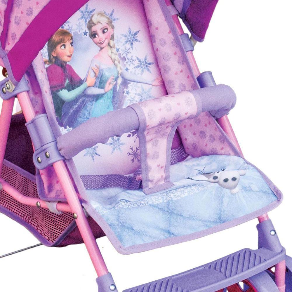 Carrinho de Boneca Luxo Frozen - Multibrink
